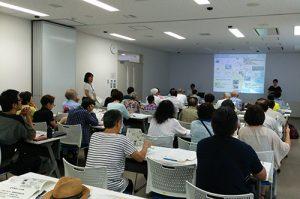 狛江市・防災カレッジに参加しました