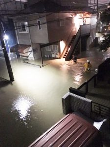 台風19号被害について住民説明会開催へー狛江