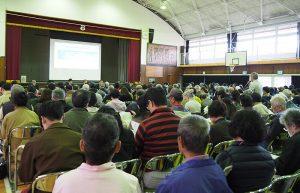 台風19号で説明会、住民から意見要望次々ー狛江