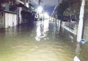 台風19号 被災者支援、水害対策の推進ー議会報告を発行