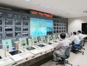 水門や排水ポンプを遠隔操作ー水門管理センター見学