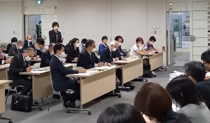 PCR検査拡大、保健所増設をー日本共産党が都に要請