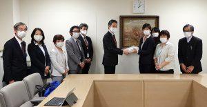 調布狛江に保健所復活をー署名2277筆を都に提出