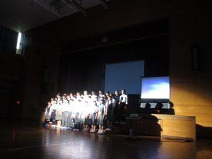 第13回港区小中学生 海外派遣報告会