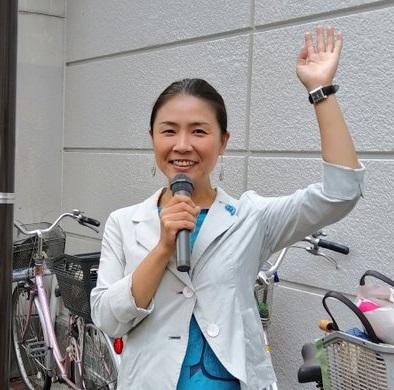 野垣あきこ 9月の宣伝予定