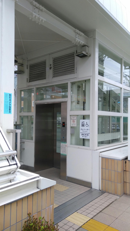 「井荻駅地下道エレベーターの復旧を」都に申し入れ