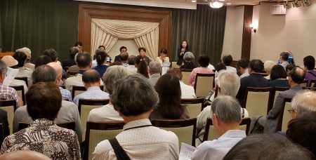 「危ない・うるさい」羽田空港新飛行ルート撤回を~田中まさや区議会議員が、区政リポート9月27日号を発行しました