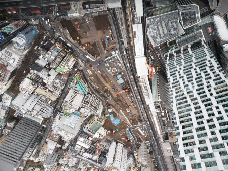 渋谷駅周辺再開発事業は、国際競争力強化のため~第4回区議会定例会—田中まさや議員の代表質問より 田中まさや区議会議員が、区政リポート12月20日号を発行しました